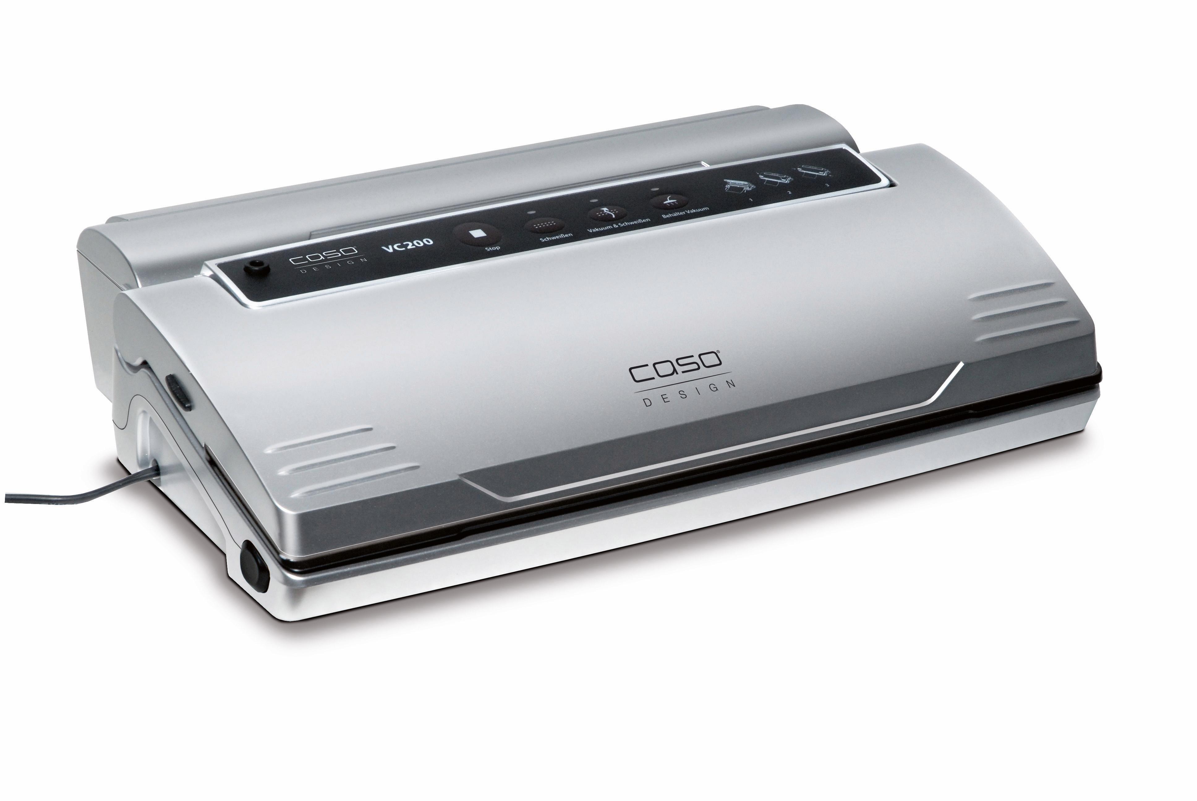 Caso vacumeermachine VC 200 Rolbreedte max. 30 cm bij willekeurige lengte bij OTTO online kopen