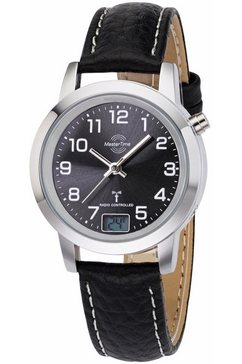 master time radiografisch horloge mtla-10577-24l zwart