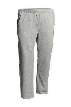 ahorn sportswear joggingbroek grijs
