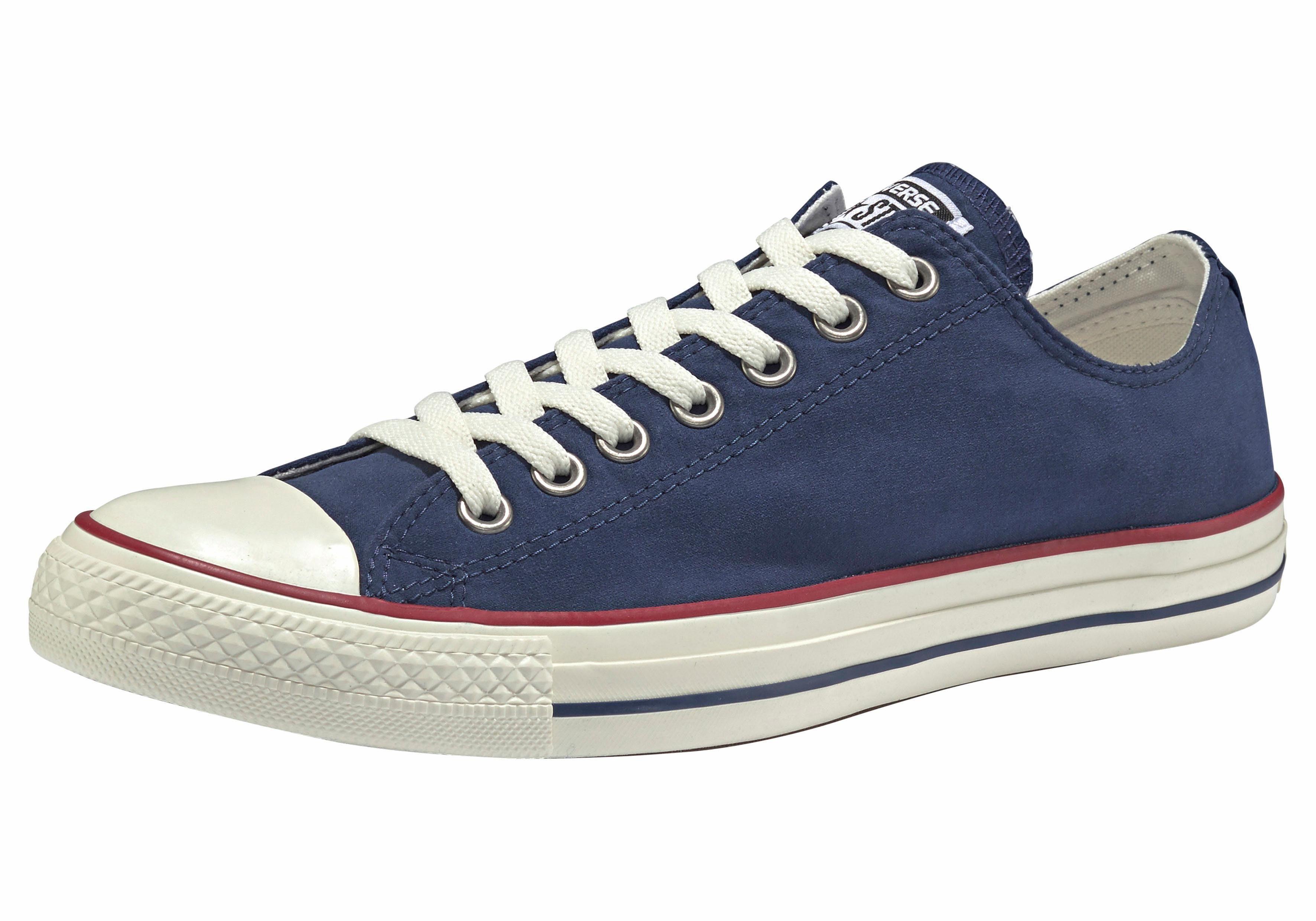 Mandrin Inverse Taylor Toutes Les Chaussures De Sport De Bœuf Étoiles - Blauw 928iMGYYh