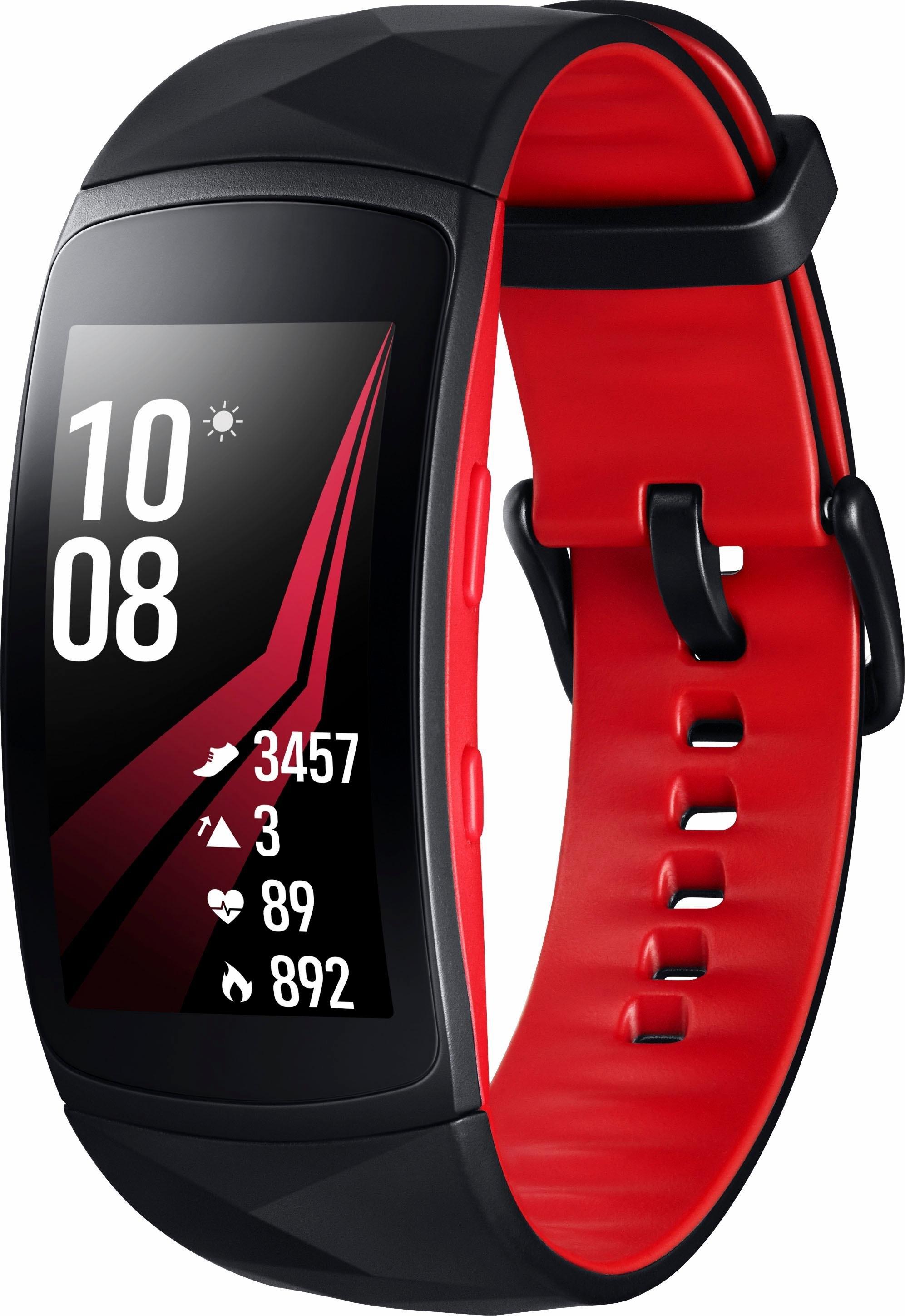 SAMSUNG Gear Fit2 Pro (S) activity-tracker goedkoop op otto.nl kopen