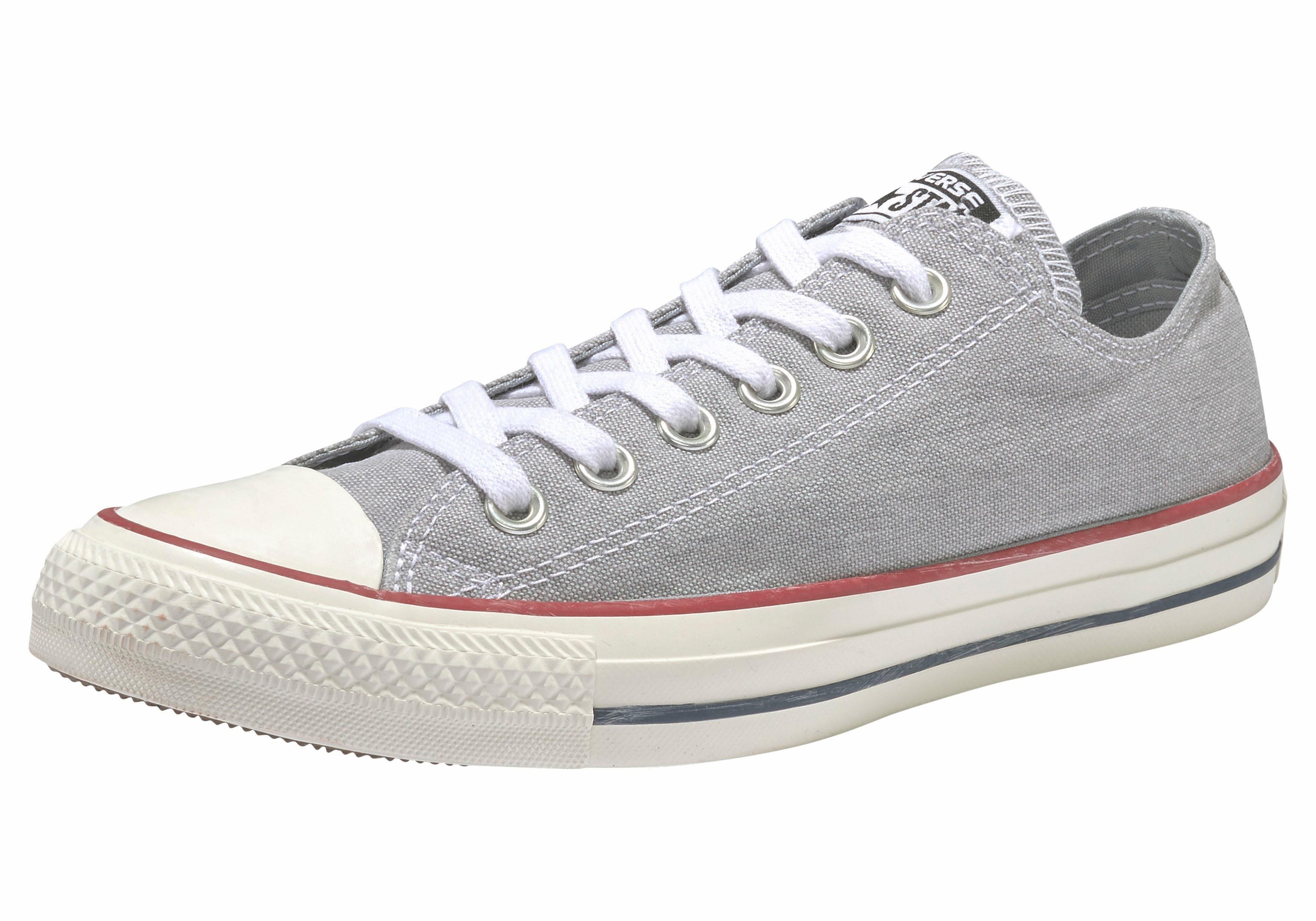Gris Converse All Chaussures De Bœuf Étoile Taille 41 Pour Les Femmes mWVcF5