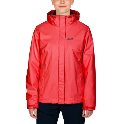 NU 15% KORTING: JACK WOLFSKIN outdoorjack »CRUSHN ICE WOMEN« 2-delig