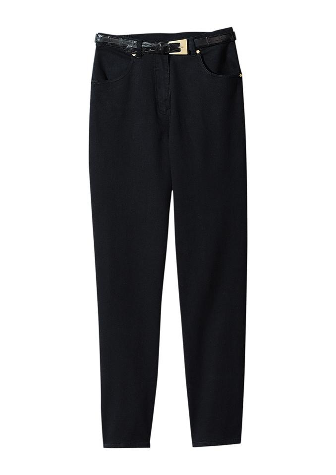 Op zoek naar een Stretch-jeans met opzij elastische band? Koop online bij OTTO