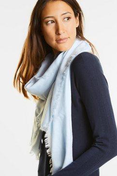 Effen, zachte sjaal