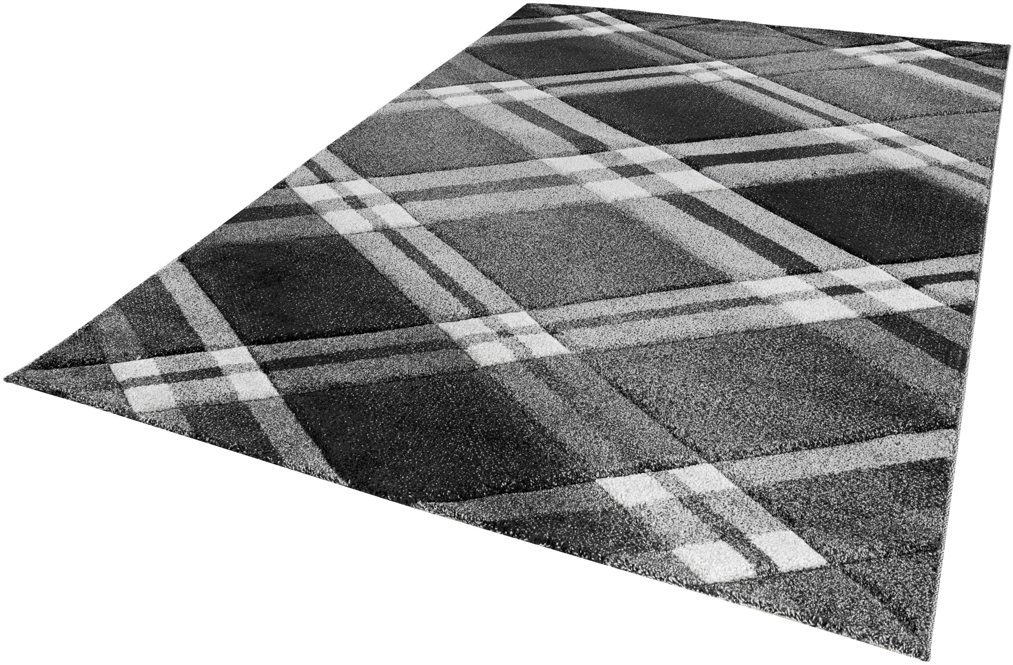 Luxor Living Vloerkleed, »Fallo«, rechthoekig, hoogte 10 mm, machinaal geweven bij OTTO online kopen