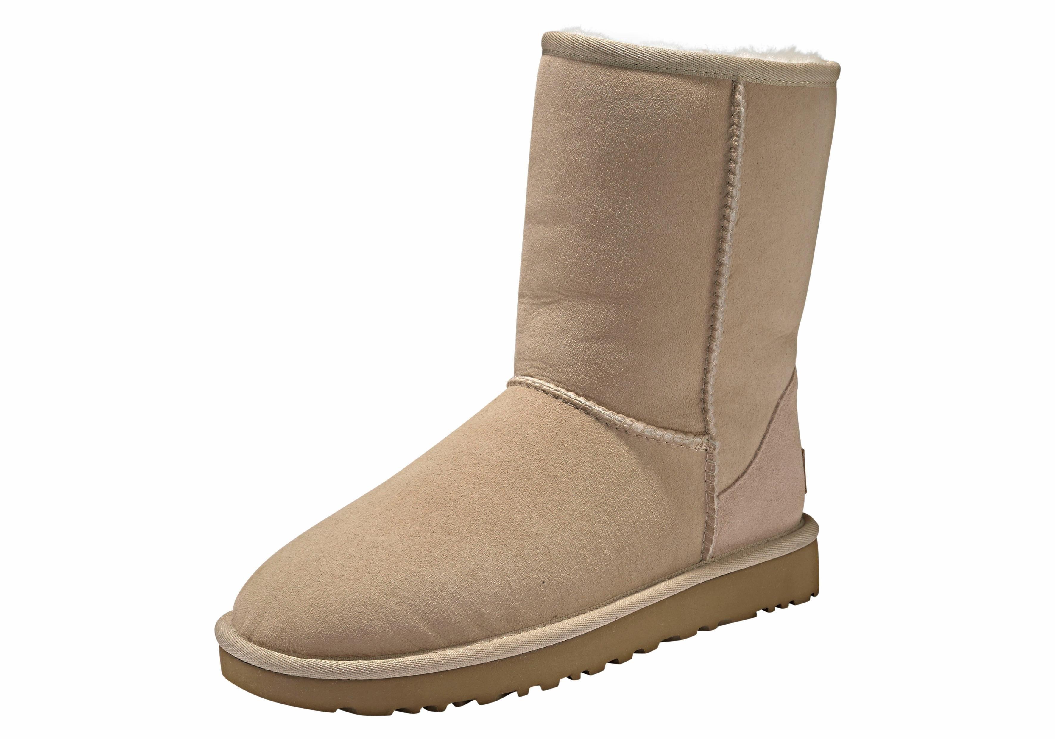 Ugg boots zonder sluiting »Classic Short 2« nu online bestellen