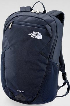 the north face rugzak yoder blauw