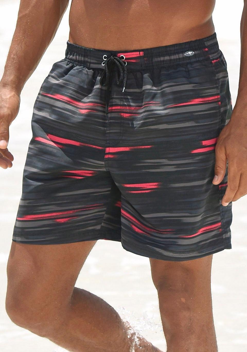 Zwarte Zwembroek Heren.Zwarte Zwemshort Online Kopen Shop Nu Otto