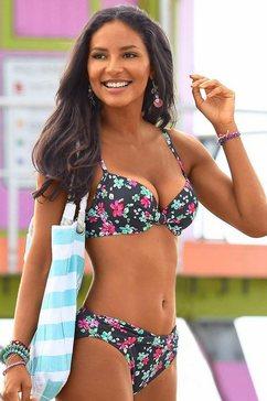 s.oliver red label beachwear bikinibroekje blauw