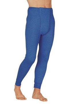 lange thermo-onderbroek, set van 2 blauw