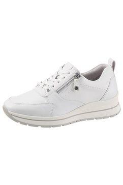 tamaris sneakers »pure relax« wit