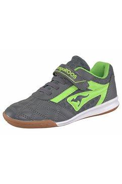 kangaroos sneakers »power comb ev« grijs