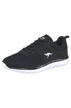 kangaroos sneakers »bumpy« zwart