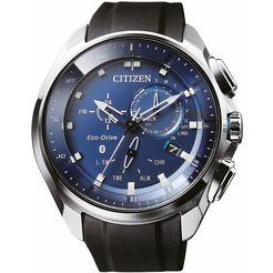 citizen bz1020-14l smartwatch zwart