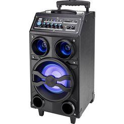 dual »dsbx 100« stereoanlage (fm-tuner, 50 watt) zwart