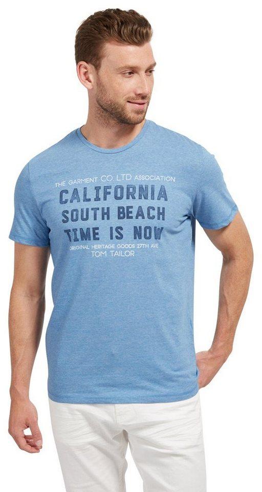 - NU 21% KORTING TOM TAILOR T - shirt T - shirt met opdruk