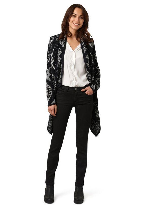 tom tailor jeans zwarte alexa slim makkelijk gekocht otto. Black Bedroom Furniture Sets. Home Design Ideas