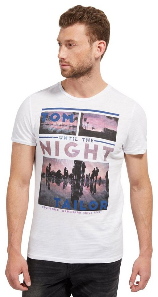 - NU 21% KORTING TOM TAILOR T - shirt T - shirt met fotoprint