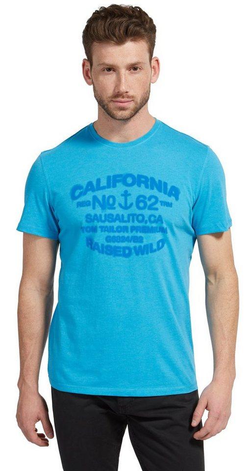 - NU 21% KORTING TOM TAILOR T - shirt T - shirt met tekstprint