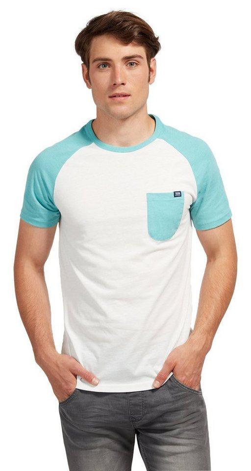 - NU 21% KORTING TOM TAILOR DENIM T - shirt T - shirt met raglanmouwen