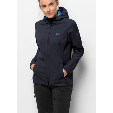 NU 15% KORTING: JACK WOLFSKIN Softshell-jack »NORTHERN POINT WOMEN«