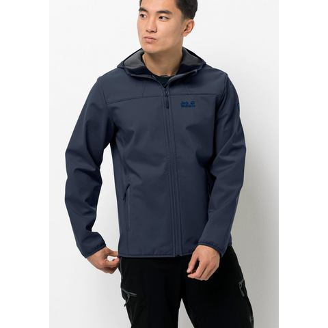 NU 15% KORTING: JACK WOLFSKIN softshell-jack »NORTHERN POINT MEN«