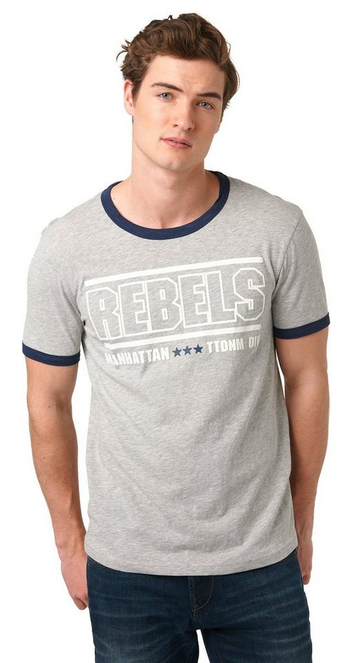 - NU 21% KORTING TOM TAILOR DENIM T - shirt T - shirt met tekstprint