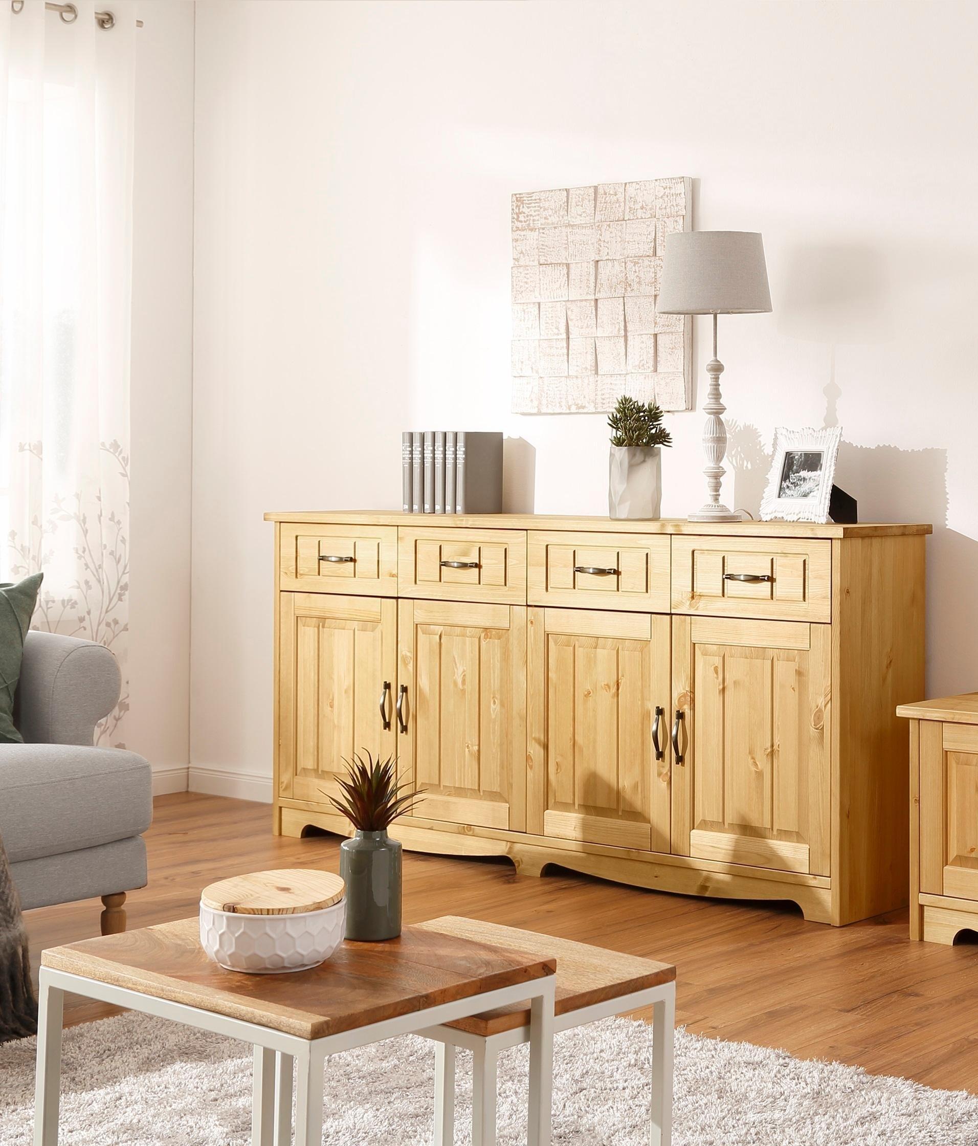 Home affaire dressoir Trinidad Breedte 194 cm nu online bestellen