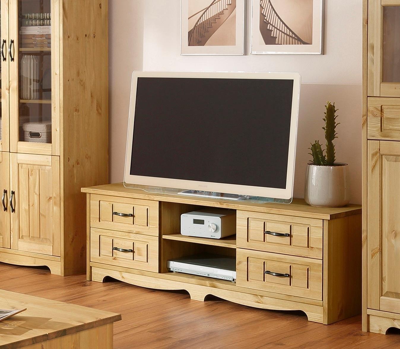 Home affaire tv-meubel »Trinidad«, breedte 194 cm online kopen op otto.nl