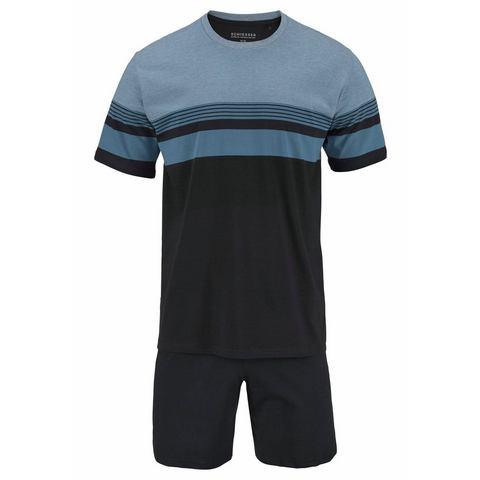 Schiesser NU 15% KORTING: Schiesser korte pyjama