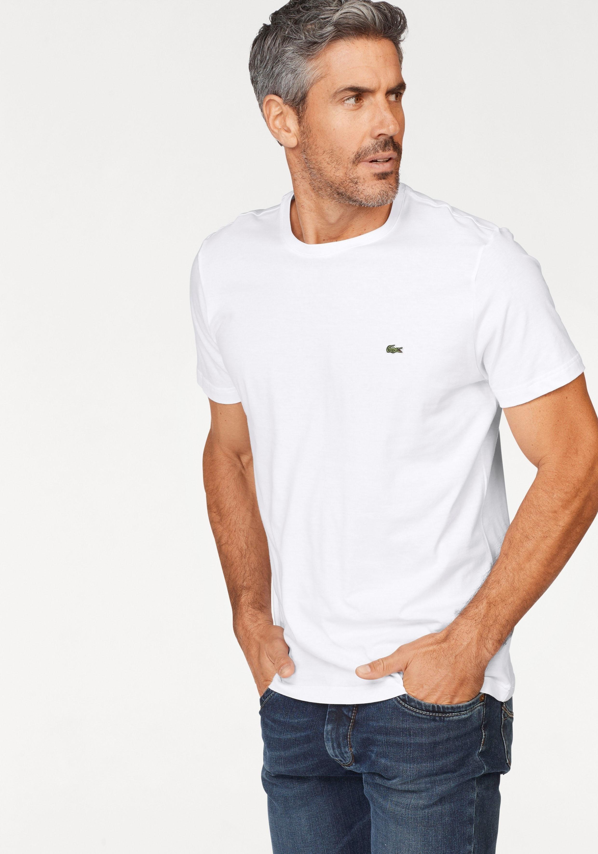 Lacoste T-shirt van puur katoen nu online kopen bij OTTO