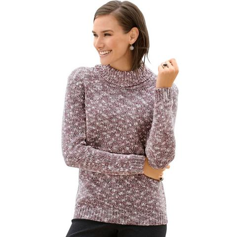 Classic Basics NU 15% KORTING: Classic Basics trui in mooie winterse kwaliteit