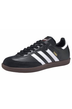 adidas performance voetbalschoenen »samba leather« zwart