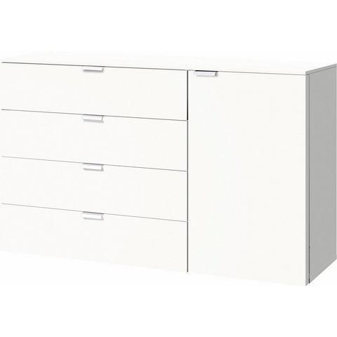 Express Solutions kast met laden en deuren Breedte 130 cm