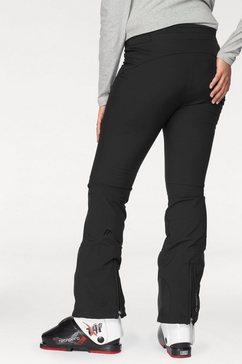 maier sports skibroek zwart