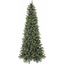 premium-kunstkerstboom, slank model, in 3 afmetingen groen