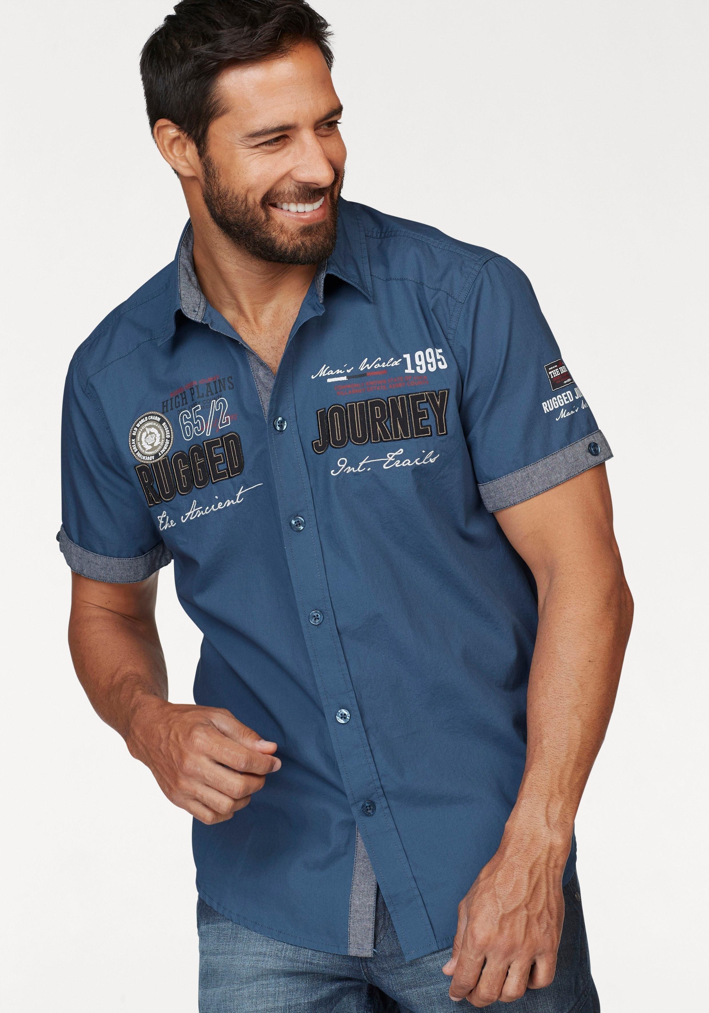 Maat Overhemd Man.Overhemden Online Kopen Grote Collectie Otto