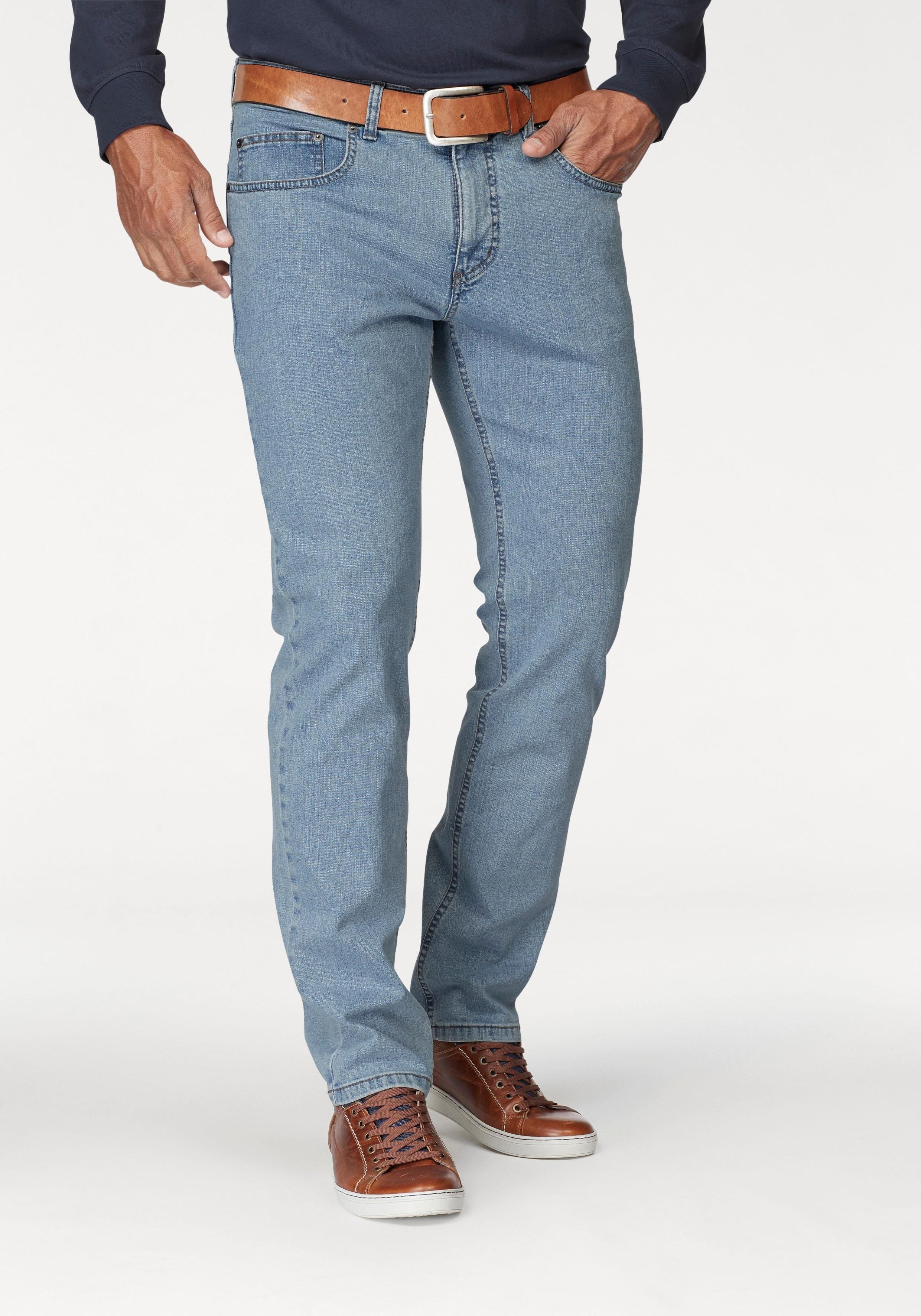 Pioneer_textil Pioneer Authentic Jeans straight-jeans »RON« - verschillende betaalmethodes