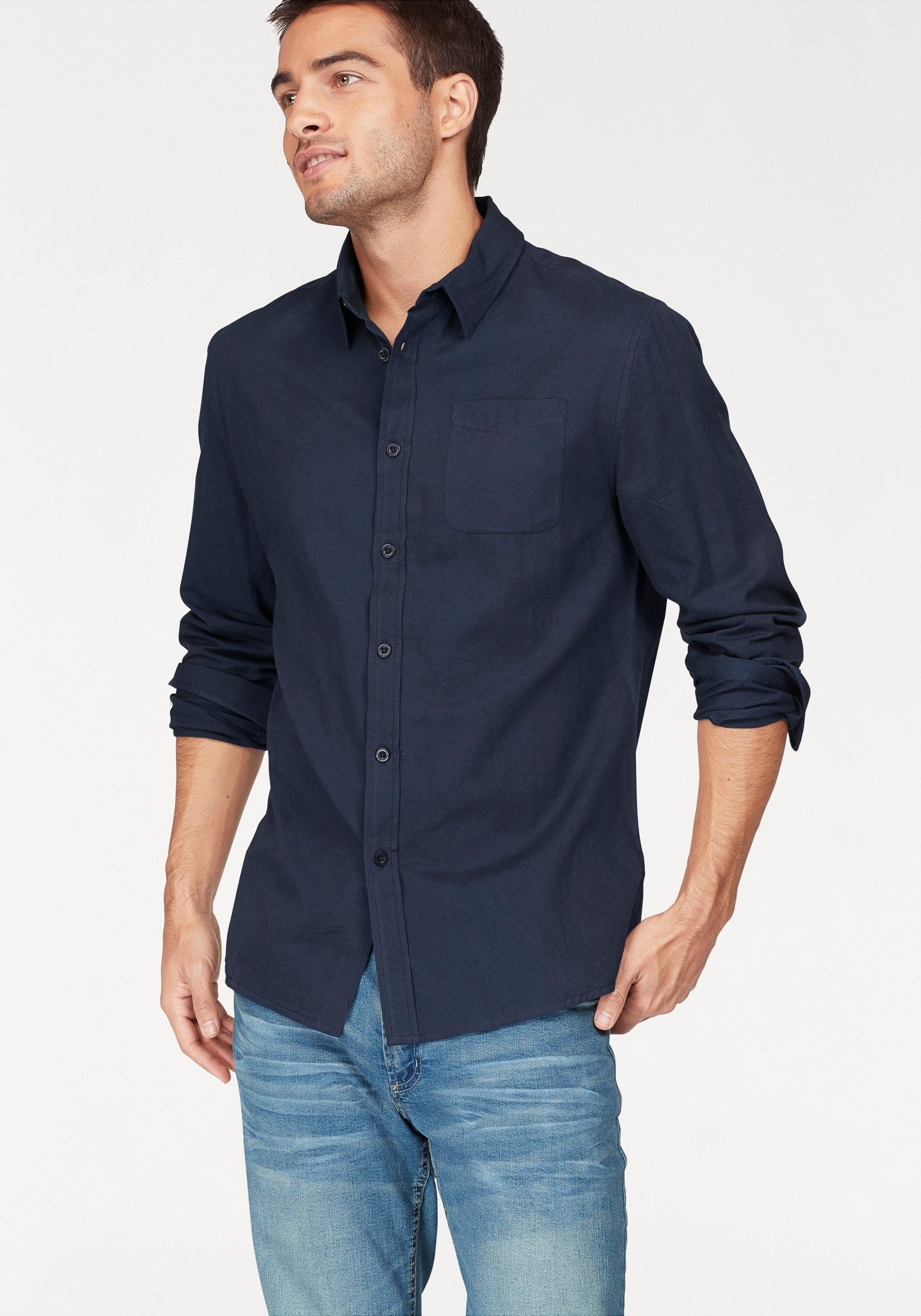 John Devin overhemd met lange mouwen online kopen op otto.nl