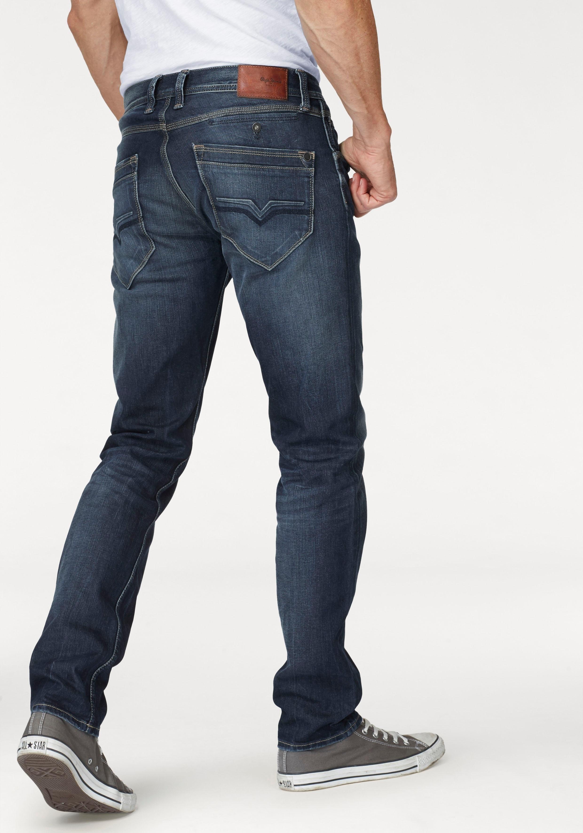 Pepe Jeans stretch jeans SPIKE goedkoop op otto.nl kopen