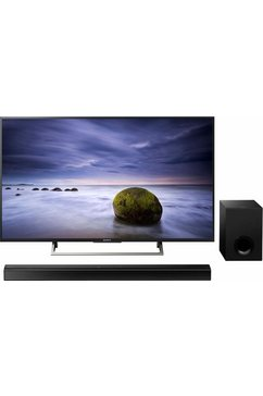 KD55XE7005BAEP + HTCT80 LED-TV (139 cm/(55 inch)), 4K Ultra HD, Smart TV