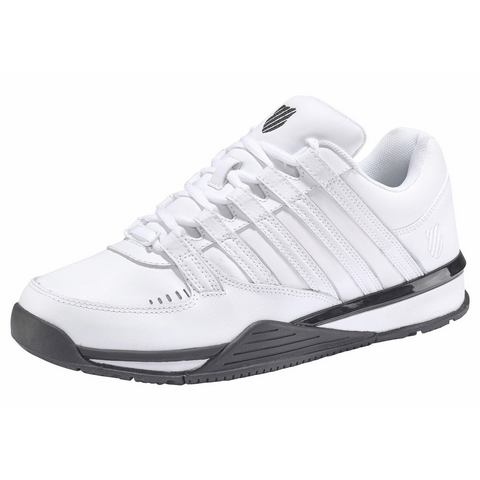 K-Swiss herensneaker zwart en wit