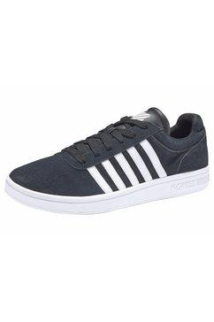 k-swiss sneakers »court cheswick suede« zwart