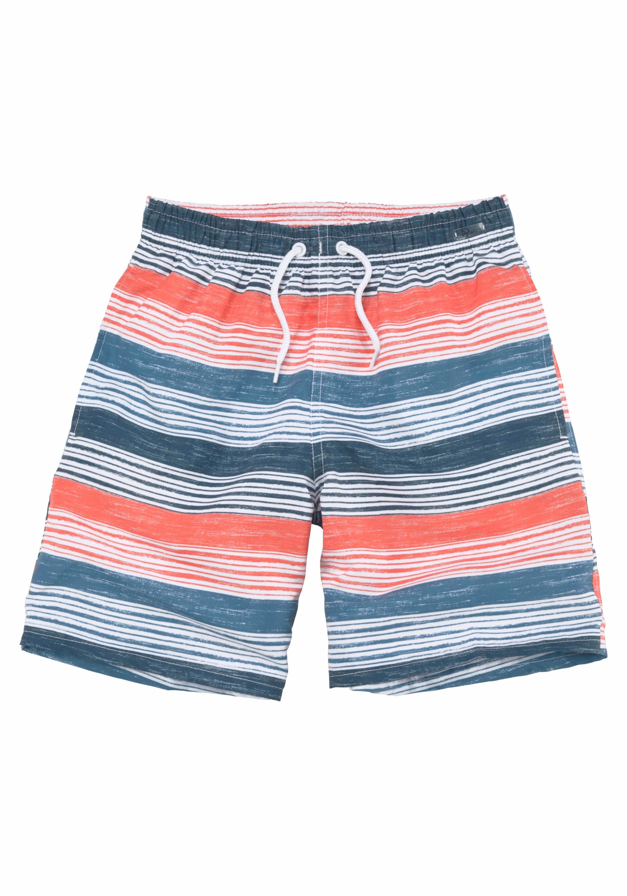 s.Oliver RED LABEL RED LABEL Beachwear zwemshort bestellen: 14 dagen bedenktijd
