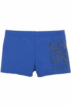 chiemsee zwemboxer blauw