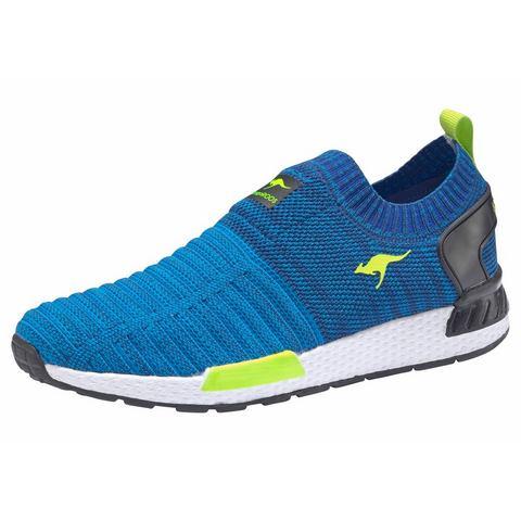 Kangaroos herensneaker blauw