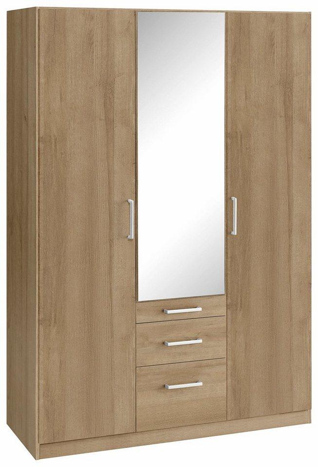 RAUCH garderobekast Bottrop met spiegel