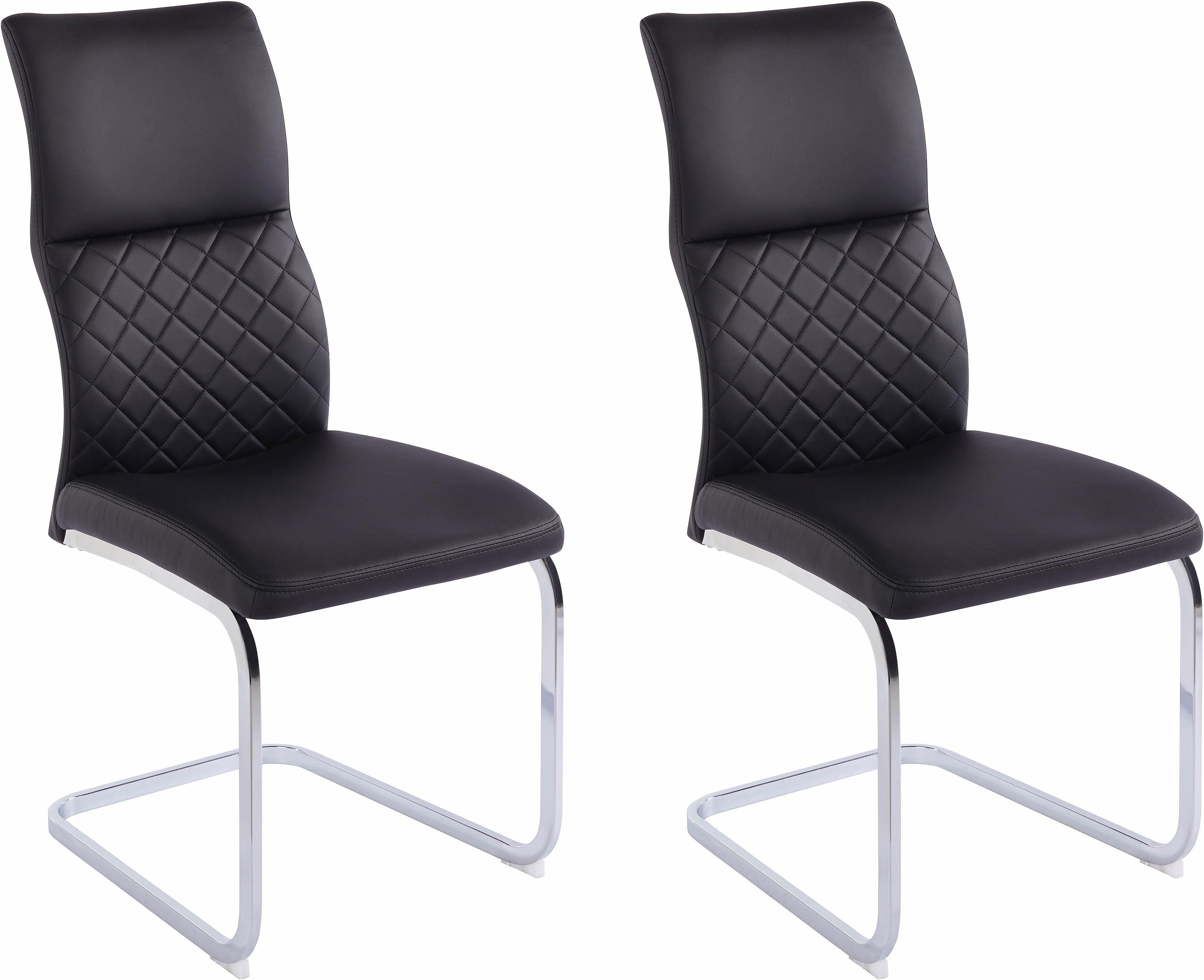 Homexperts Steinhoff vrijdragende stoel (set van 2) veilig op otto.nl kopen