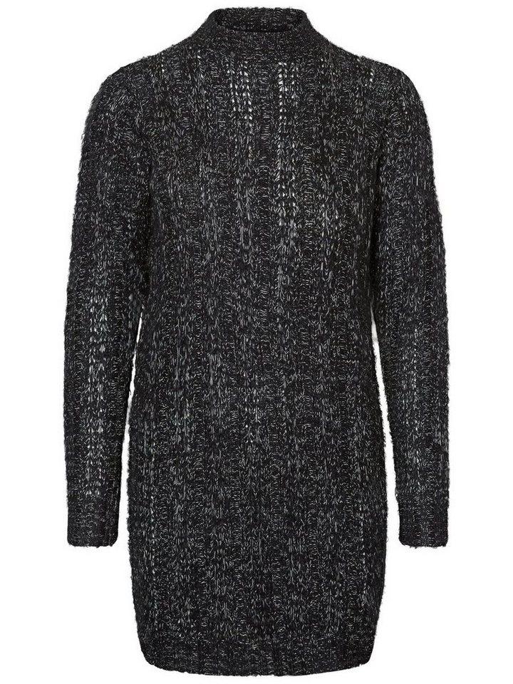 Vero Moda Casual gebreide jurk zwart